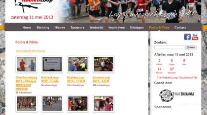 Kaaienloop.nl - Nextgen gallery fotoalbum.