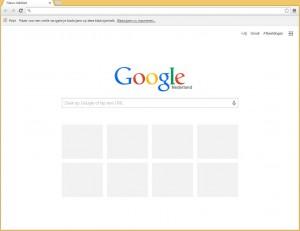 Extensies in Google Chrome verwijderen.