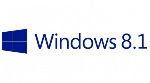 Windows 8.1 logo.