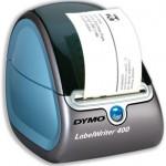 Dymo Labelwriter 400.