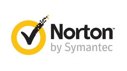 Logo van Norton.
