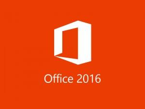 Office 2016.