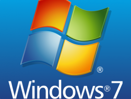 Windows 7 logo.