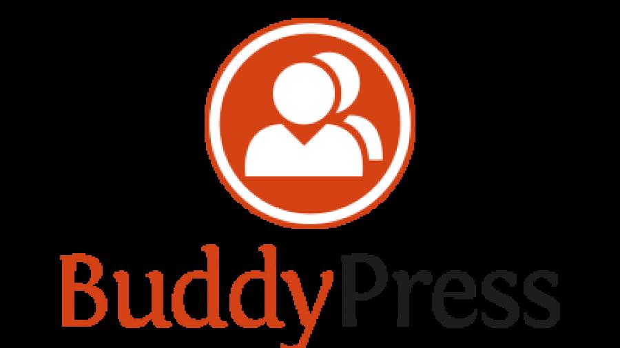 BuddyPress logo.