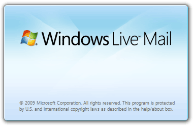 Windows Live Mail.