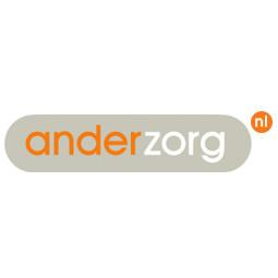 Logo van zorgverzekeraar Anderzorg.