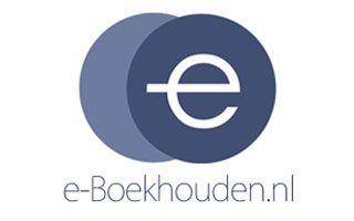 Logo van e-boekhouden.nl.