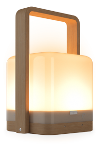 De Lucis Bamboo Lamp.
