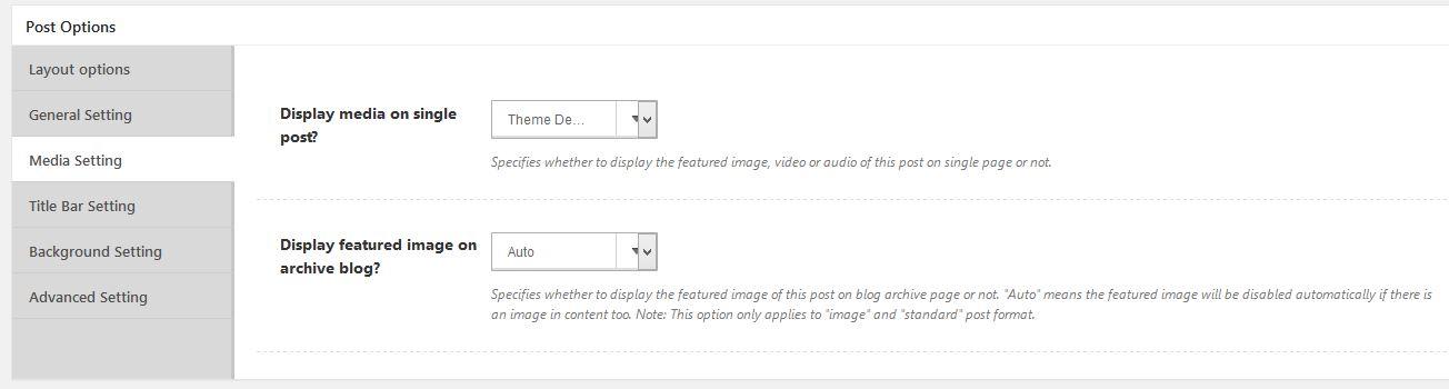 Phlox thema negeer uitgelichte afbeelding als tekst van bericht een afbeelding heeft.