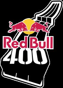 Red Bull 400 logo.
