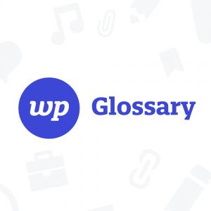 WP Glossary het woordenboek voor WordPress.