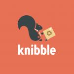 Logo van Knibble.nl. De vergelijkingswebsite om als je een laptop wilt kopen.