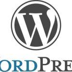 WordPress toont Engelse teksten in de titelbalk van de browser.