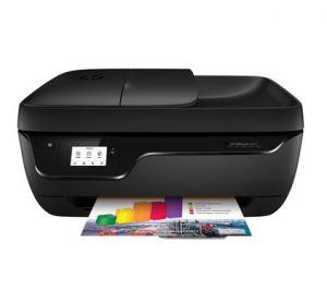 Printer print maar een printopdracht en stopt er dan mee