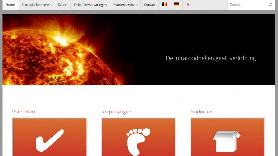 infrarooddeken.nl wordpress