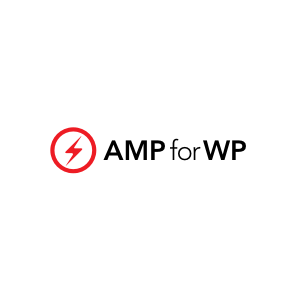 Logo van AMP for WP.
