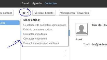 kpnwebmail_contactpersonen_exporteren