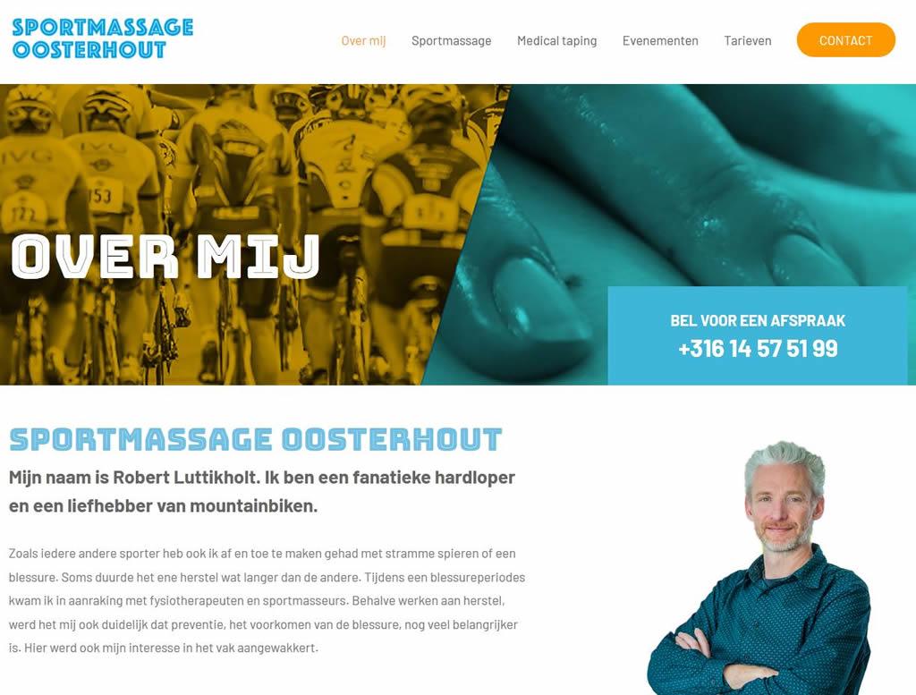 Over mij pagina - Sportmassageoosterhout.nl