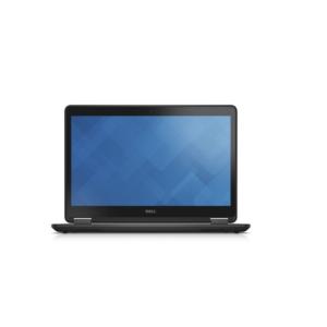 Refurbished laptops van Dell.