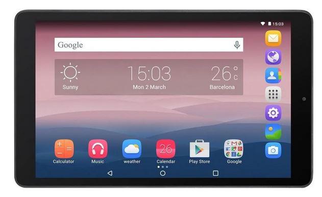 "Alcatel Pixi 3 10"" tablet in de aanbieding bij de Kruidvat."
