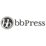 Logo van bbPress.