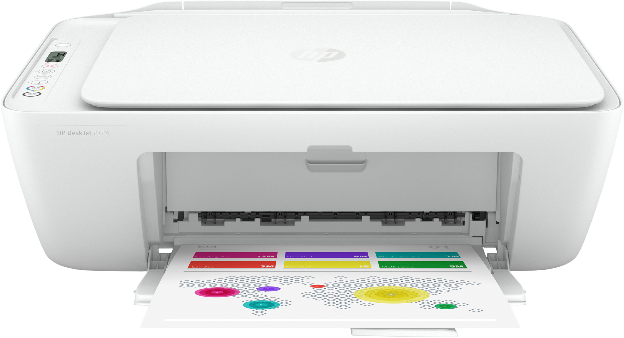 HP DeskJet 2724.