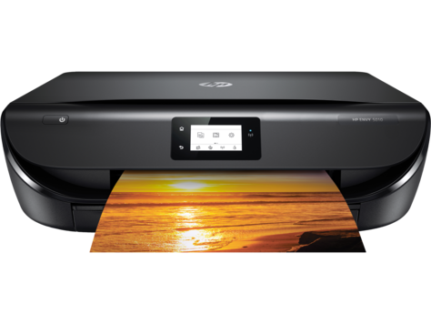 HP Envy 5010 All-in-one printer met wifi en Airprint zonder netwerkaansluiting.