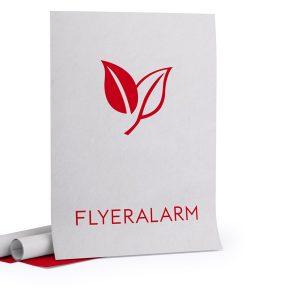 Posters online bestellen via Flyeralarm.