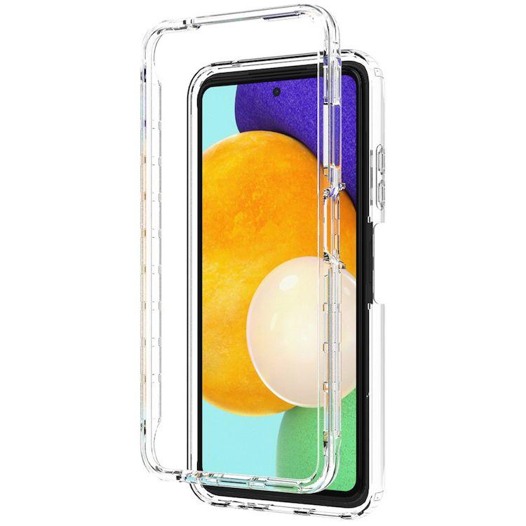 Shockproof telefoonhoesje voor Samsung Galaxy A22 5G.
